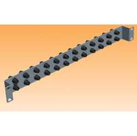 SIROCCO TUBE Patch PANEL c/w 24 BULKHEAD AdaptorS